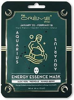 The Crème Shop Energy Essence mask - Aquarius