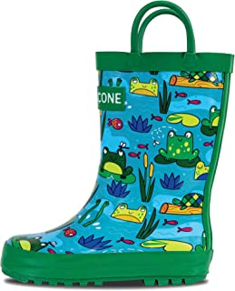 Best toddler frog boots Reviews