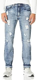Demon&Hunter 802 Series Men's Straight Leg Regular Fit Jeans