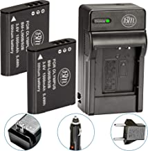 باتری و شارژر BM Premium 2 LI-90B، LI-92B برای Olympus Tough TG-5، TG-Tracker، SH-1، SH-2، SP-100 IHS، Tough-TG-1 iHS، Tough-TG-2 iHS، Tough دوربین TG-3 ، Tough TG-4 ، SH50 iHS ، SH60 ، XZ-2 iHS دوربین