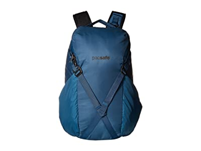 Pacsafe Venturesafe X24 Anti-Theft 24L Backpack (Blue Steel) Backpack Bags