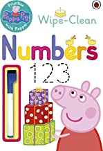 Peppa Pig: Practise with Peppa: Wipe-Clean First Numbers