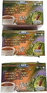 3 Cajas Te De Alcachofa to Help You Lose Weight Naturally Artichoke Weight Loss