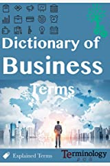 Dictionary of Business (English Edition) Format Kindle
