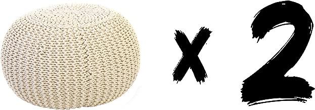 Amazon.es: Puff Crochet