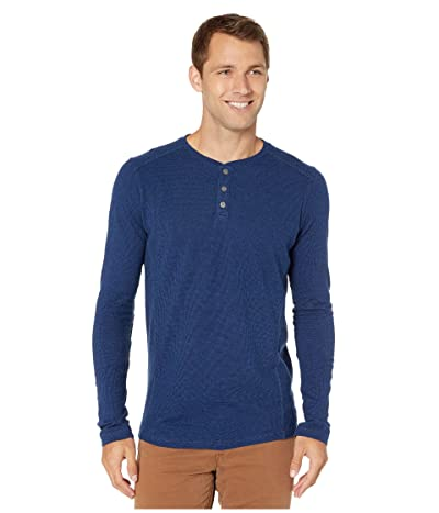 Royal Robbins Mountain Henley (Twilight Blue) Men