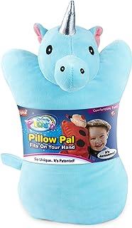 Cloudz Plush On Hand Kids Travel Pillow Pal - Unicorn
