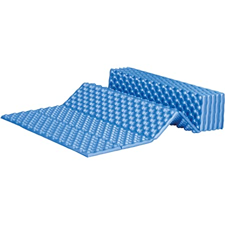 ALPS Mountaineering Foldable Foam Mat, Blue