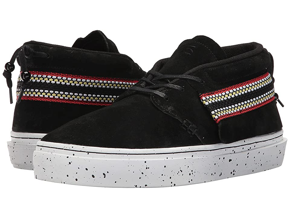 Clear Weather The Beaded One-O-One (Black Suede) Men