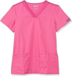 CHEROKEE Cuello en V. Camisa quirúrgica para Mujer