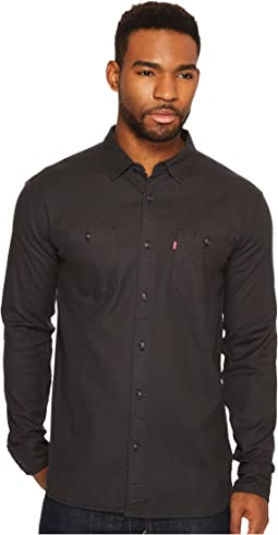 Levi's® - Morphe Twill Long Sleeve Shirt
