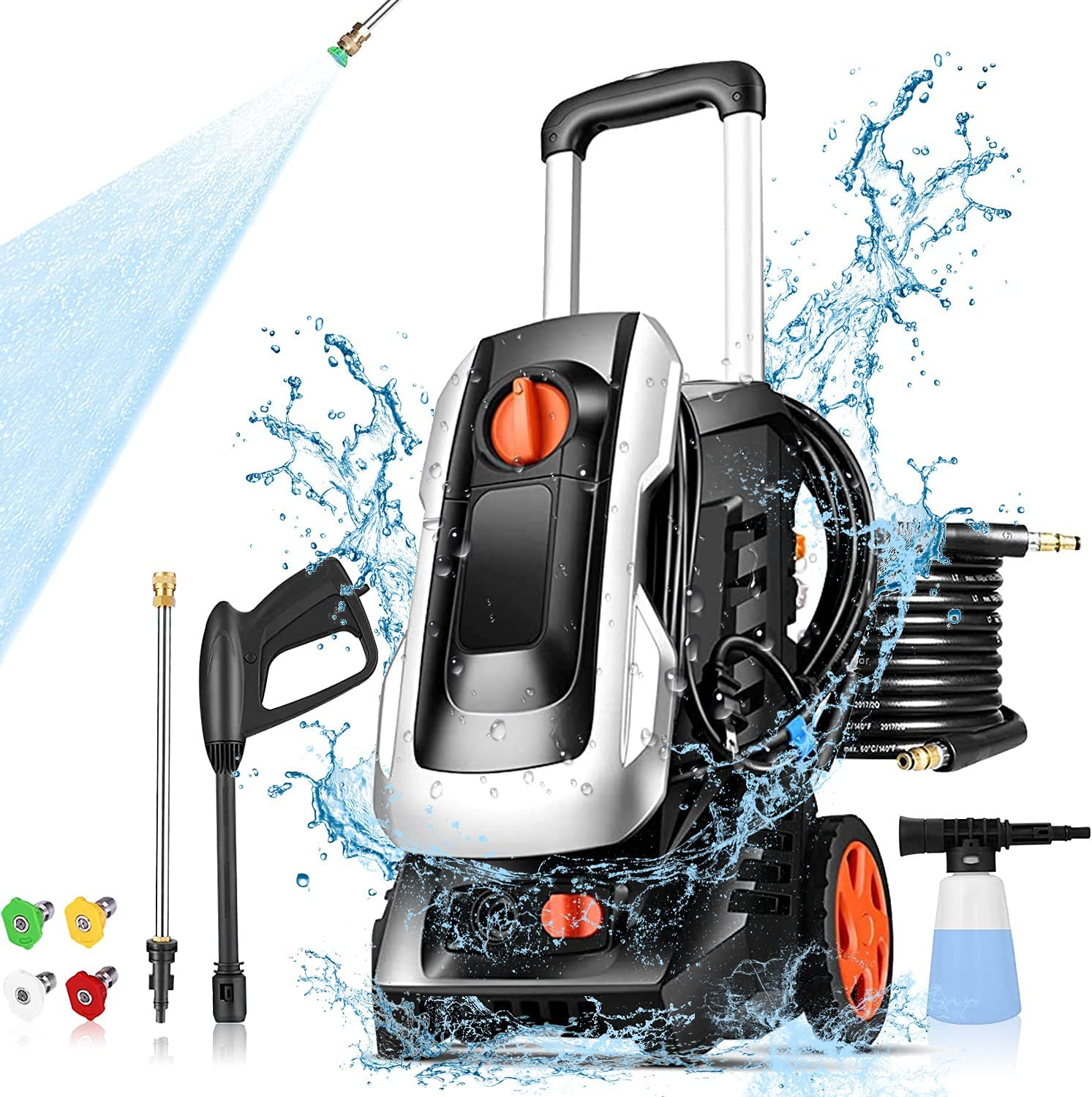 mrliance Electric Fort Worth Mall specialty shop Pressure Washer Permissible 3300PSI P