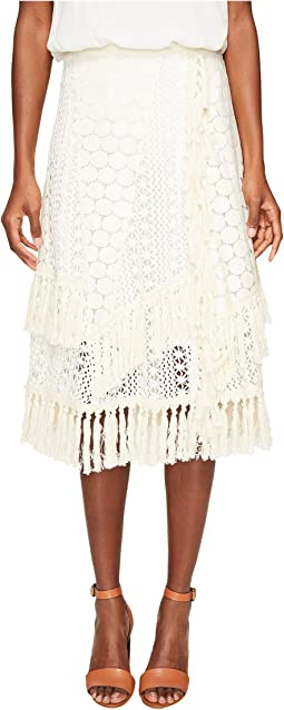 Crochet Fringe Skirt