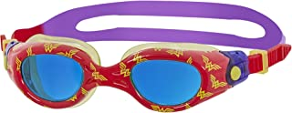 Zoggs Kids' Dc Super Heroes Wonder Woman Printed Swimming Goggles,