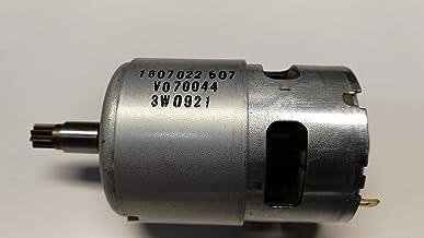 Originele Bosch 2609005048 motor UNEO Maxx TYPE nr: [3603J52301] + UNEO Maxx TYP NR: [3603J52300] gelijkstroommotor (16070...