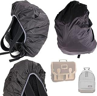 Housse de Pluie pour Sac /à Dos /étanche Ultraportable Durable iB/àste Housse de Pluie en Nylon pour Sac /à Dos /étanche pour randonn/ée//Camping//Voyage//ext/érieur