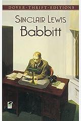 Babbitt (Dover Thrift Editions) (English Edition) eBook Kindle
