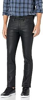 Men's Skinnyguy Black Waxed Stretch Jean