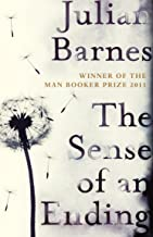 Sense of An Ending: Booker Prize Winner 2011 by Julian Barnes - Paperback