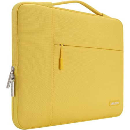 Pastel Yellow Crackle Laptop Sleeve Water Repellent Neoprene Bag Protective Case Cover Compatible with MacBook Pro//Asus//Dell//Hp//Sony//Acer 13 Inch
