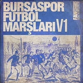 Bursaspor Fotboll Fans Hejaramsor V1 2. Baskı