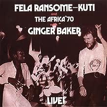 Live With Ginger Baker