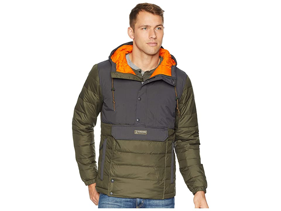 Columbia PNW Norwestertm II Jacket (Peatmoss/Shark/Valencia) Men