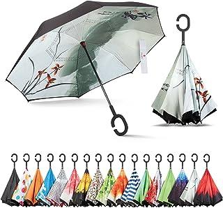 Brand Reversible Umbrella