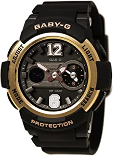 Casio G-Shock Women's BGA-210-1BCR Black Watch