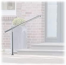 outdoor steel handrails