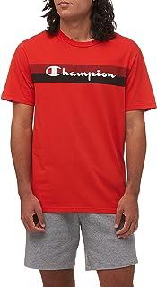 Champion Men's Sports Stripe Tee