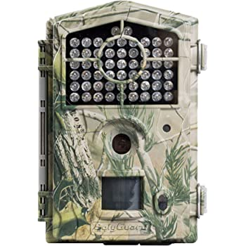 """ScoutGuard Trail Camera, 30MP 1080P Hunting Game Camera with Night Vision Waterproof 2"""" LCD Scouting Security Camera for Wildlife Monitoring 850nm Low Glow IR LEDs Up to 100ft Detection Range"""