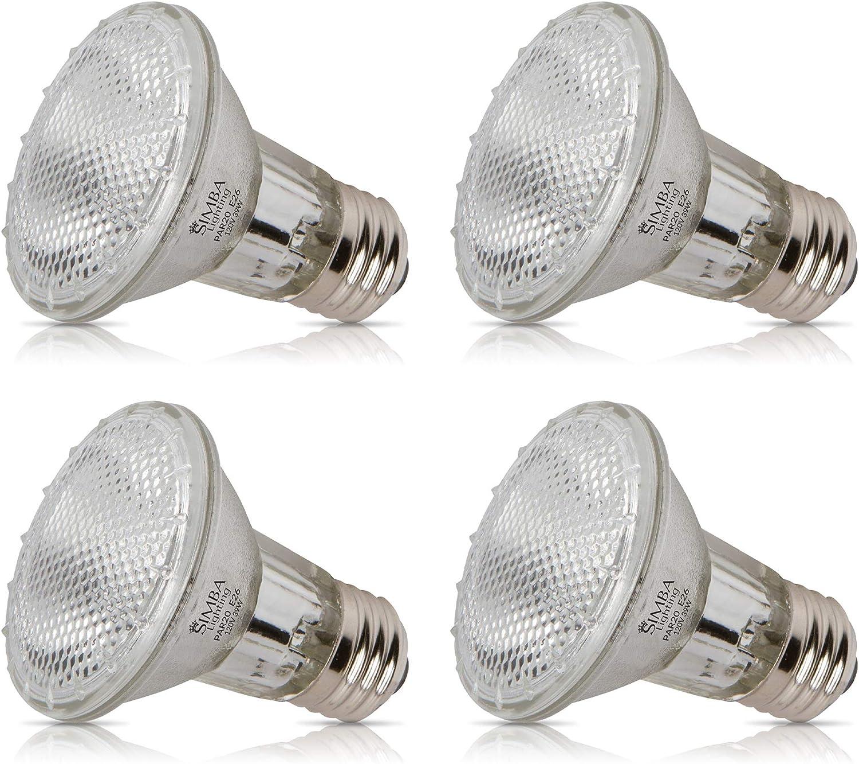 Simba Lighting 39PAR20 Al sold out. Max 75% OFF FL Halogen PAR20 Light Spo Bulb 30deg 39W