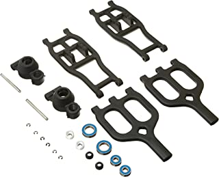RPM 80942 True Track Rear A-Arm Black T/E-Maxx (Pack of 45)