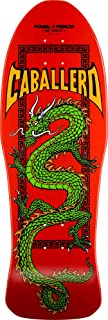 Powell-Peralta Caballero Chinese Dragon Red Skateboard Deck