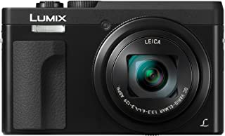 Panasonic DC-TZ91EG-K Lumix high-end reiszoom camera (Leica lens, 30x opt. zoom, 24 mm groothoek, zoeker, 4 K)