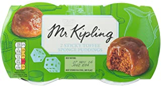 Mr. Kipling Sticky Toffee Pudding