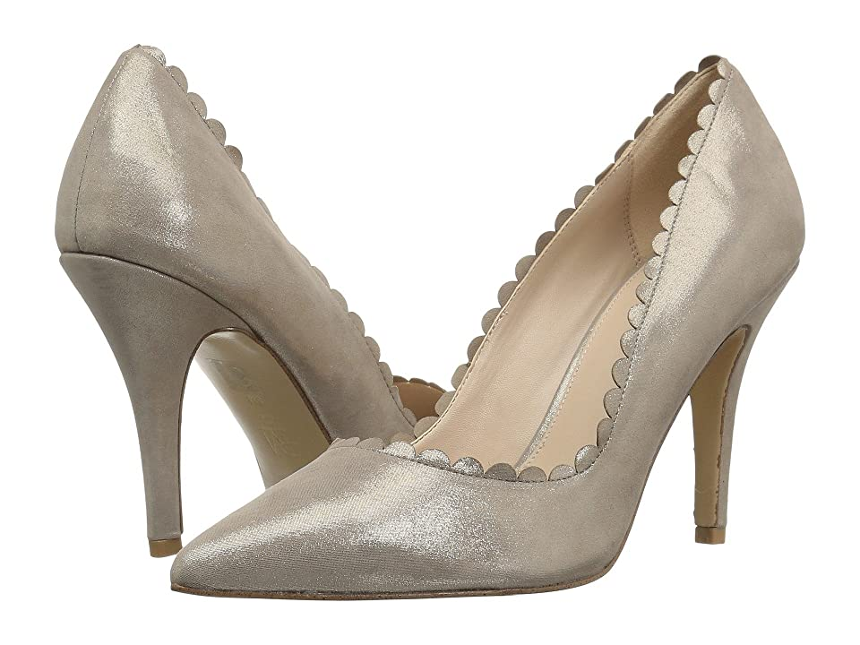 Pelle Moda Vail (Taupe Suede) Women