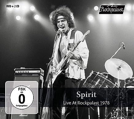 Spirit - Live At Rockpalast 1978 (2019) LEAK ALBUM