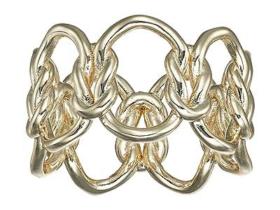 Kendra Scott Fallyn Band Ring (Gold Metal) Ring