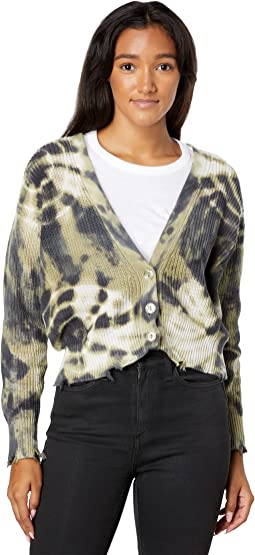 Clark Crop Cardigan Sweater