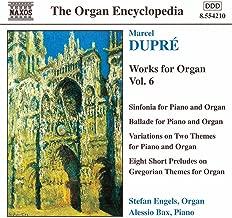 8 Short Preludes On Gregorian Themes, Op. 45: VIII. Verbum Supernum