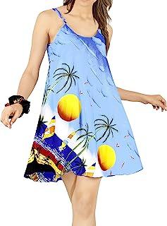 LA LEELA Rayon Lunga Nuotata Donne Cravatta Pareo Sarong della Spiaggia Solido