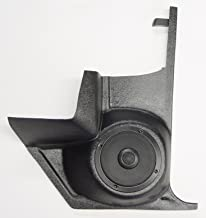 Custom Autosound Kick Panel Speakers