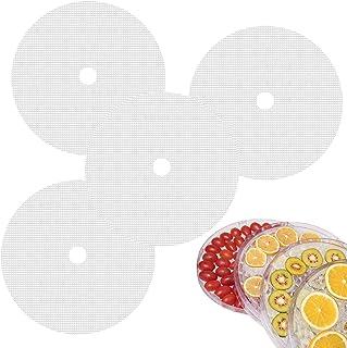 Maille Séchoir à Fruits Feuilles Déshydrateur Alimentaire Plateau en Maille pour Séchoir à Fruits Maille de Déshydrateur d...