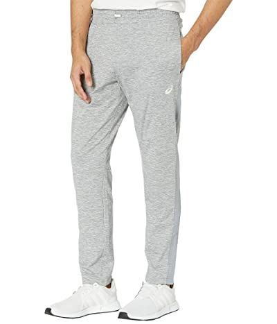 ASICS Thermopolis Fleece Taper Pants (Sheet Rock Heather) Men