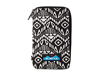 KAVU Go Time (Black Batik) Bags