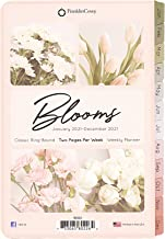 FranklinCovey Classic Blooms Weekly Ring-Bound Planner - Jan 2021 - Dec 2021