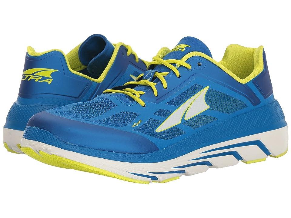 Altra Footwear Duo (Blue) Men