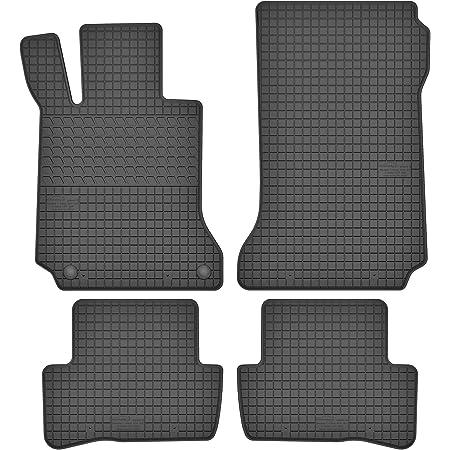 Motohobby Gummimatten Gummi Fußmatten Satz Für Mercedes Benz C Klasse W205 Ab 2014 Passgenau Auto